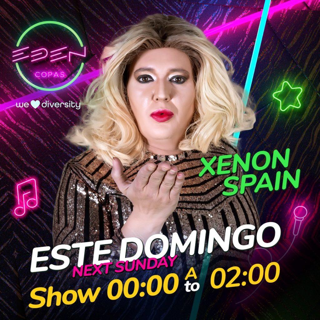 Sunday Show at Eden Copas